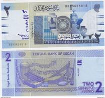 Sudan P 65 - 2 Pounds 9.7.2006 - UNC - Sudan