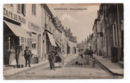 AUXONNE (21) - RUE LAFAYETTE - Auxonne