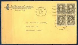 G272- USA United States Postal History Cover. Inland Post. - United States