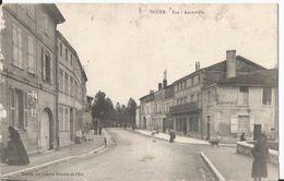 CPA - Saint Dizier - Rue D' Ancerville - Saint Dizier