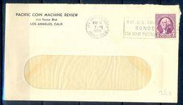 G296- USA United States Postal History Cover. - United States