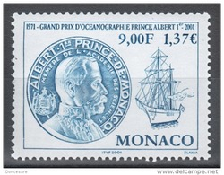 MONACO 2001 - N°2307 - NEUF** - Monaco