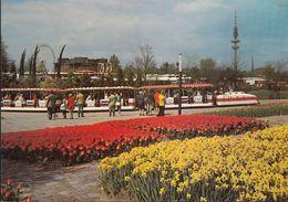 D-20095 Hamburg - IGA 1973 - Parkbahn - Railway - Train - Nice Stamp - Mitte