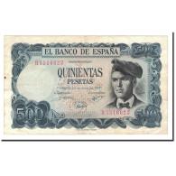 Espagne, 500 Pesetas, 1971, KM:153a, 1971-07-23, TTB+ - [ 3] 1936-1975: Regime Van Franco