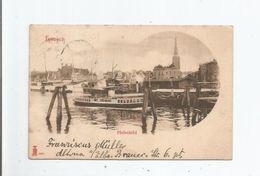 LUBECK 5881 HAFENBILD 1901 - Luebeck