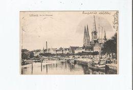 LUBECK UN DER OBERTRAVE 1901 - Luebeck