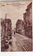 51. REIMS . GUERRE 1914.1918 . LA VILLE HEROIQUE . RUE CARNOT - Reims
