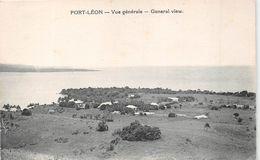 ¤¤  -  PAPOUASIE-NOUVELLE-GUINEE   -  PORT-LEON   -  Vue Générale    -  ¤¤ - Papua New Guinea