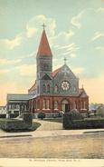 St Michaels Church - West End New Jersey N.J. - Carte Non Circulée - Etats-Unis