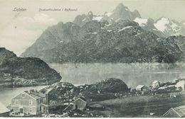 NORGE- NORWAY- LOFOTEN-BRAKSETTINDERNE I RAFTSUND - Noorwegen