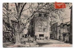 SALSIGNE (11) - LA PLACE - France