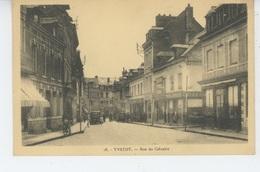 YVETOT - Rue Du Calvaire - Yvetot