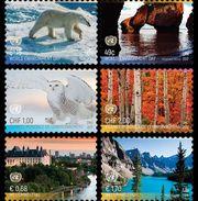 VN / United Nations - Postfris / MNH - Complete Set World Environment Day 2017 - Gezamelijke Uitgaven New York/Genève/Wenen