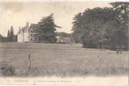----  41 ----  CELLETTES  Le Parc Et Le Château Beauregard - TTB écrite - Francia