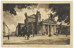 Sofia - Das Nationaltheatre -unused - Bulgaria