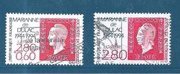 France Timbres De 1994   N°2863/64   Oblitérés - France