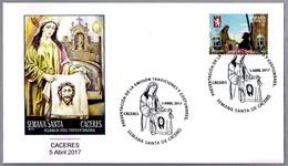 TRADICIONES Y COSTUMBRES - SEMANA SANTA DE CACERES. Caceres, Extremadura, 2017 - Cristianesimo