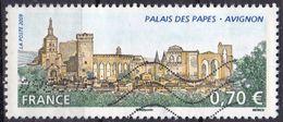 Francia, 2009 - 70c Papal Palace, Avignon - Nr.3618 Usato° - Frankreich