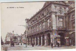 51. REIMS . LE THEATRE . ANIMEE - Reims