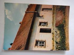 CPSM - CAMP DE DEPORTATION DE NATZWILLER STRUTHOF - LA CHAMBRE A GAZ - PHOTO VERITABLE - BR3390 - Guerre 1939-45