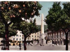 MASSA: Piazza Aranci - Massa