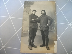 Ancienne CPA Photo Guerre De 1914-1918 , 5 ème Chasseurs - Guerre 1914-18