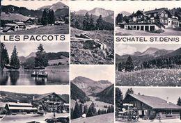 Les Paccots Sur Châtel-St-Denis (2730) 10x15 - FR Fribourg