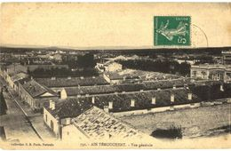 CPA N°1546 - AIN TEMOUCHENT - VUE GENERALE - Algérie