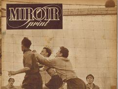 MIROIR SPRINT 1947 N 83 Mokhfi Gonnet Montane Peter Kane Villemain Van Dam Mousse Spelte Kuysscher 11 Photps FC Nancy - 1900 - 1949
