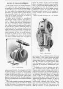 POULIES Et PALANS ELECTRIQUES   1905 - Non Classés