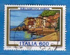Italia ° - 1998 -  TURISTICA - ELBA.  Unif .2375.  Vedi Descrizione. - 1946-.. République