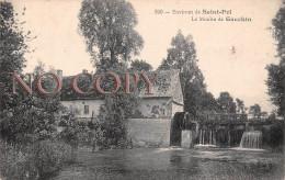 62 - Environs De Saint St Pol Sur Ternoise - Le Moulin De Gauchin - Saint Pol Sur Ternoise