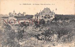 62 - Le Touquet Paris Plage - Villa Dans Les Pins - Le Touquet