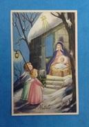 CARTOLINA FORMATO PICCOLO NON VIAGGIATA - BUON NATALE - PMCE 576/6 - Weihnachten
