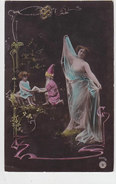 Kinder & Fee - Künstlerische Fotographie - 1905.        (A-47-160201) - Fotografia