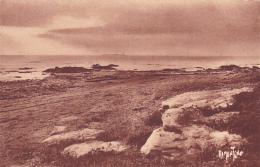 L'Ile De Noirmoutier - En Vue Du Pilier (explication Géographique) - Ramuntcho - N° 21198-16 - Sépia - Ile De Noirmoutier