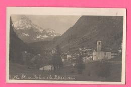 Val Di Stura E Lanzo Balme La Bessanese Cp Anni 20 Torino - Other