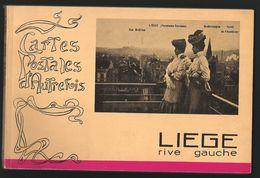 Liège  Rive Gauche. Cartes Postales D'autrefois.  N°1)  156 P. Illustrées. - Culture