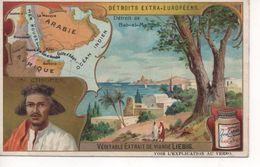 CHROMOS LIEBIG  -    DETROITS EXTRA - EUROPEENS  -  Détroit De Bab-el-Mandeb - Liebig