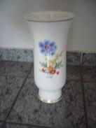 Vase Mit Blumenmuster - MEISSEN  (501) - Meissen (DEU)