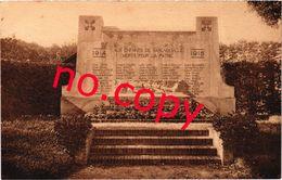 VARENGEVILLE SUR MER (76) Le Monument Aux Morts - Très Très Rare - Varengeville Sur Mer
