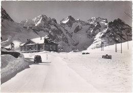 05. Gf. Col Du LAUTARET. La Route En Hiver Et Le Massif De La Meije. 400 - Andere Gemeenten
