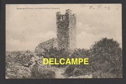DD / 12 AVEYRON / ENVIRONS DE SAINT-AFFRIQUE / RUINES DE SAINT-VINCENT / CIRCULÉE EN 1904 - Saint Affrique