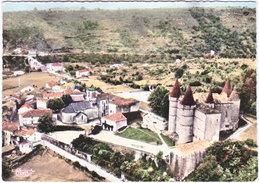 07. Gf. LES VANS. Le Château De Chambonas. 319-80 - Les Vans