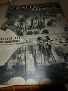 1954 SETA :Oasis Du SAHARA;Bombe Au Lithium; Les + Belles Langoustes;CARACAS;Flamants De Camargue;Ere Des Comburants;etc - Science