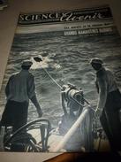 1954 SETA :Ecriture Crétoise;Rayonnement Cosmique;Problèmes Centrales Atomiques;Chasse Mammifères Marins;Acier Inox;etc - Science