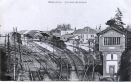 39 - Dole : Interieur De La Gare . - Dole