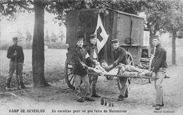 Leopoldsburg  Camp De Beverloo  Kamp Van Berverloo  Une Carottier Pour Ne Pas Faire De Manoeuvres  Ziekenwagen   A 7253 - Leopoldsburg (Camp De Beverloo)