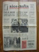 NICE MATIN Du 27 AOUT 1975 - COMMANDO ALERIA CORSE - ST MARTIN DU VAR - ADAMO LA ROQUETTE SUR SIAGNE - MONACO FOOTBALL - Journaux - Quotidiens