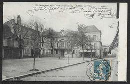 MONTPONT Sur L'ISLE L'Hôtel De Ville (Garde) Dordogne (24) - France